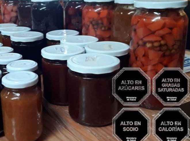 Emprendedores de Pymes alimentarias de La Araucanía serán capacitados en etiquetado nutricional que deberán incluir en sus productos