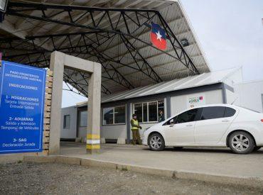 Gobernador de Magallanes anuncia nuevo horario del Paso de Integración Austral