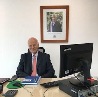 Horacio Galaz Enríquez asumió como nuevo director del INE Biobío