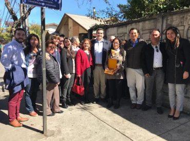 Bienes Nacionales entrega a Unión Comunal de Concepción propiedad recuperada en Operación Rescate