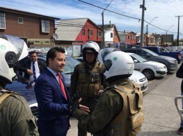 Diputado Romero pide investigar a Municipalidad de Coronel por venta de licencias sin examenes de conducir