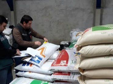 SAG se reunió con envasadores y distribuidores de semillas de Biobío