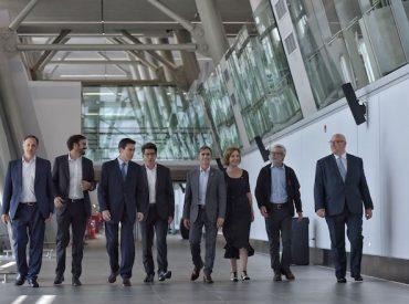 Ministro Valente anuncia nueva rebaja de tasas de embarque: comenzará a regir desde julio