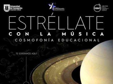 """Melodías y Astronomía se conjugan en """"Estréllate con La Música-Cosmofonía Educacional"""""""