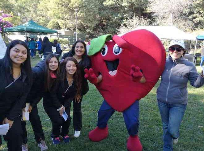 Universitarios celebran el Día Mundial de la Salud