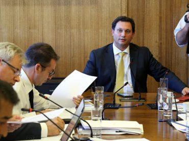 Diputado van Rysselberghe ofició al Ejecutivo para agilizar cambios al actual Biotrén que permitan la extensión hasta la comuna de Penco Lirquén