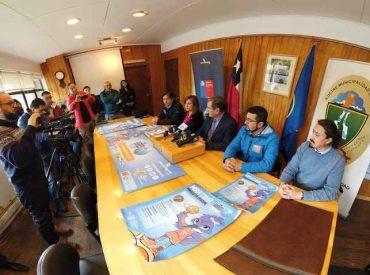 Autoridades lanzaron VI Campeonato de basquetball Femenino U-16 a realizarse en Aysén