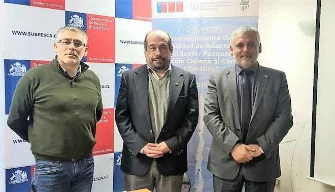 Subpesca ejecutó proyecto de adaptación al cambio climático en Caleta Coliumo
