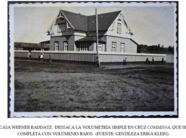 Casa Werner Raddatz de Llanquihue es declarada como el primer Monumento Histórico de la comuna lacustre