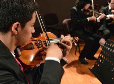 Orquesta de Cámara del Conservatorio de Música UACh inicia temporada de conciertos 2019