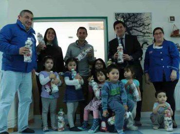 Con foco en la primera infancia, celebran Día Mundial del reciclaje