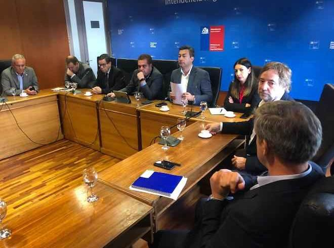 Presidente de EFE e intendente del Biobío revisaron avance de proyectos ferroviarios en la región