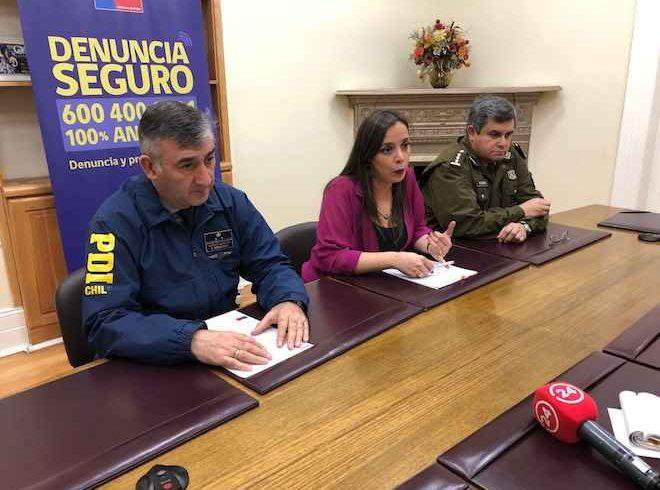 Encuesta ENUSC vuelve a posicionar a Magallanes como la región más segura de Chile