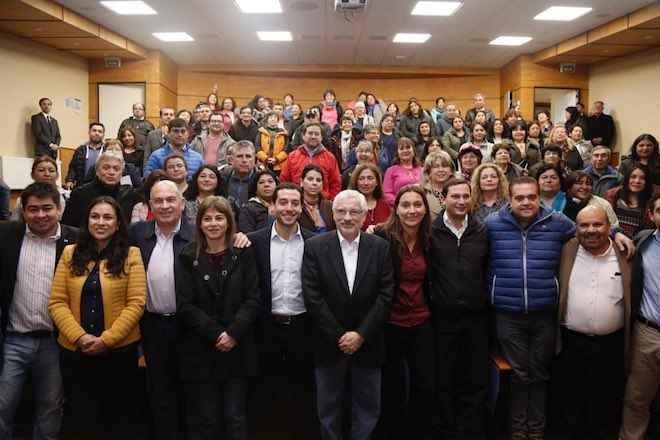 Seremi de Gobierno y USS lanzan nueva versión de Escuela para Dirigentes Sociales