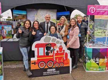 Invitan a visitar la Feria Turística Sernatur durante Campeonato Mundial Rally Mobil 2019