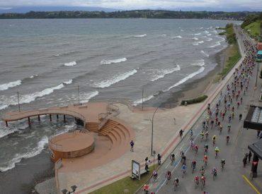 Giro del Lago: ciclistas recorrerán circuito que rodea la cuenca del Lago Llanquihue
