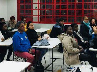 Infocap inicia curso de panadería y pastelería para migrantes