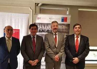Subsecretario Irarrázabal encabeza lanzamiento de sistema que permite altos niveles de integración de energías renovables en el Sistema Eléctrico Nacional