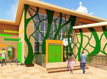 Jardines infantiles construidos en madera potencian reactivación forestal en Maule
