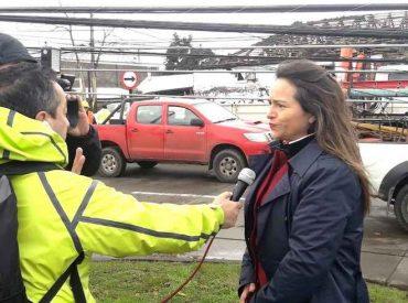 Diputada Joanna Pérez (DC) confirma más de 600 viviendas afectadas en Los Angeles tras tornado y demanda subsidios especiales al Gobierno