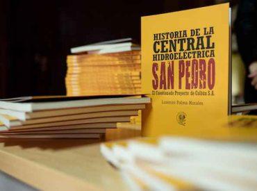 En el Trafkintuwe de Panguipulli se presentó libro sobre la cuestionada Central hidroeléctrica San Pedro de Colbún