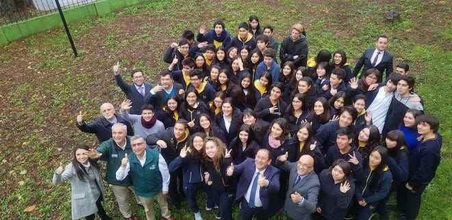 Liceo Bicentenario de Temuco obtiene primer lugar en SIMCE entre todos los establecimientos municipales del país
