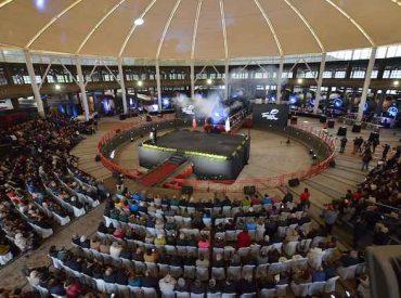 Con un lleno total Municipalidad de Temuco inauguró cúpula del Museo Ferroviario Pablo Neruda