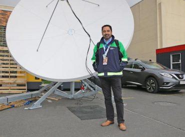 Penquista crea red de telecomunicaciones para Rally Mundial