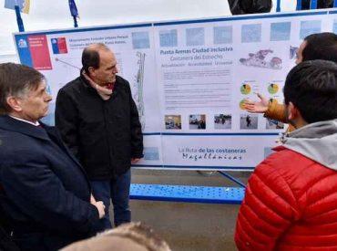 Minvu anuncia inversión de $20 mil millones para el mejoramiento de costaneras en Magallanes