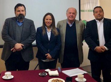 Presidenta de la Comisión de Gobierno Interior de la Cámara Baja se reunió con dirigentes de Corbiobío para analizar proceso de descentralización
