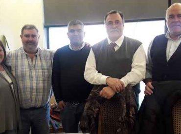 Seremi de Agricultura se reúne con la Asociación de Agricultores de Victoria- Malleco
