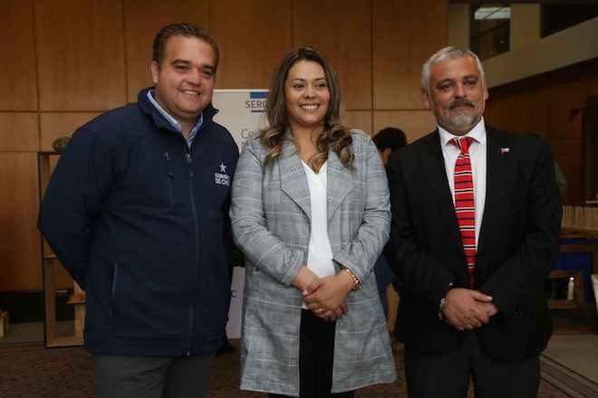 Intendente anunció a la nueva directora regional de Sernatur Biobío