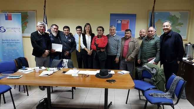 Gobernador de Aysén hizo un positivo balance tras visita del subsecretario de Pesca