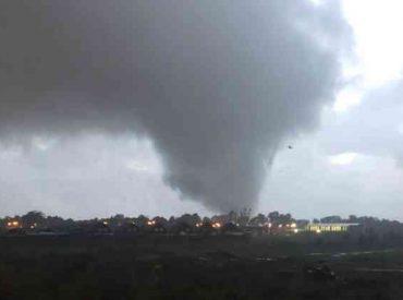 Experta comparte consejos para reaccionar adecuadamente ante un tornado