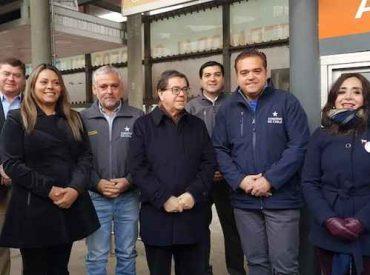 """SERNATUR y FESUR dan inicio al 5to viaje del """"Tren del Patrimonio"""" en la Región del Biobío"""