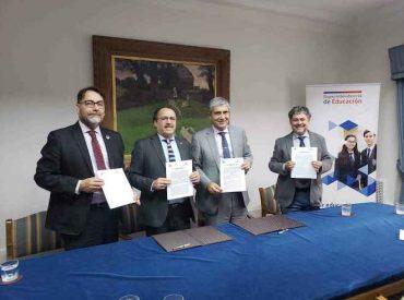 Convenio de Colaboración Superintendencia de Educación y Universidad de Concepción
