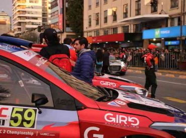 """Arturo Della Torre, presidente de la Cámara de Comercio de Concepción: """"WRC Chile representa una excelente oportunidad para el comercio penquista"""""""