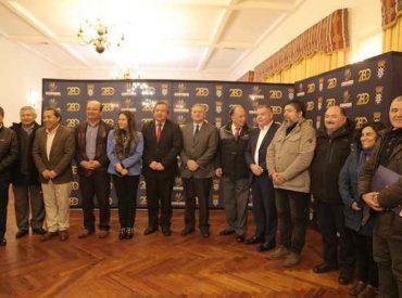 Alcaldes de la provincia del Biobío y parlamentarios realizaron importante reunión interasociativa