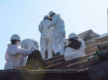 Alumnos de Santo Tomás apoyan la reconstrucción del sector Cruz del Sur en Talcahuano
