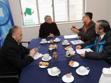 Asociación de Municipios de la Región del Biobío llamó al Gobierno a resolver paro de los profesores