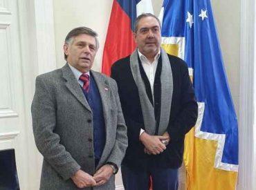 Senador Bianchi se reunió con intendente regional y con director de Salud de Magallanes y acordaron dar prioridad a construcción de hospital geriátrico para Punta Arenas