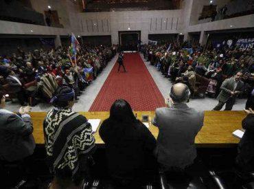 Presidente de la Cámara valora decisión de suspender consulta indígena