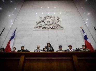 """Presidente de la Cámara tras histórico encuentro con dirigentes mapuche en el Congreso: """"No hay otro camino que escucharnos con franqueza"""""""