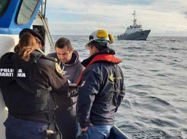 Sernapesca y Armada refuerzan fiscalización en zona de pesca