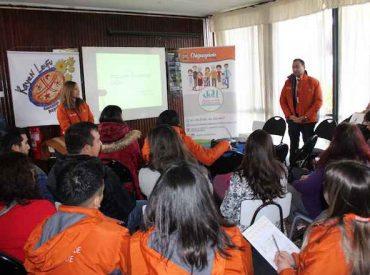 Chiguayante difundió bondades de la cultura mapuche