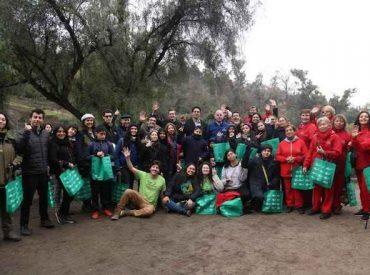 """En el marco del Día Mundial del Árbol ministro Walker anuncia mejoras en Red de Parques de Chile: """"Queremos potenciar su infraestructura y darles un estándar internacional"""""""