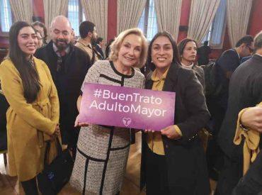 Diputada Muñoz (RN) destaca lanzamiento de la campaña «Buen trato a las personas mayores»