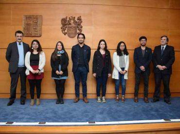 FEUACh Valdivia: en ceremonia de cambio de mando asumió nueva directiva