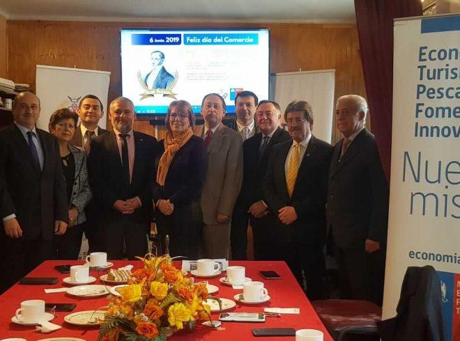En el marco de su aniversario, seremi de Economía y directora de SERCOTEC valoraron labor del Comercio y Turismo en la región