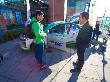 Seremi de Energía lanza Plataforma Digital de Electromovilidad